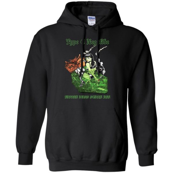 Type O Negative: Little Miss Scare All T-Shirts, Hoodie, Tank Apparel 7