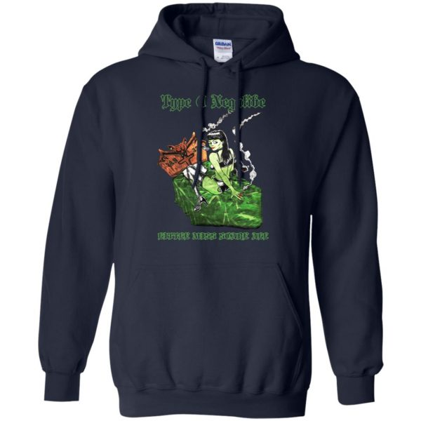 Type O Negative: Little Miss Scare All T-Shirts, Hoodie, Tank Apparel 8