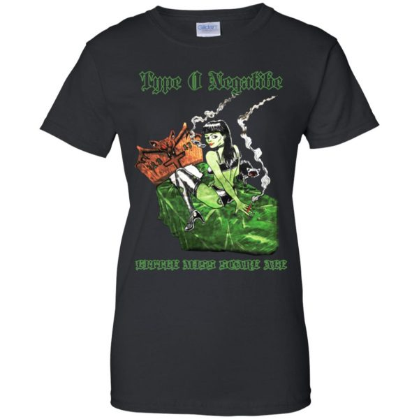 Type O Negative: Little Miss Scare All T-Shirts, Hoodie, Tank Apparel 11