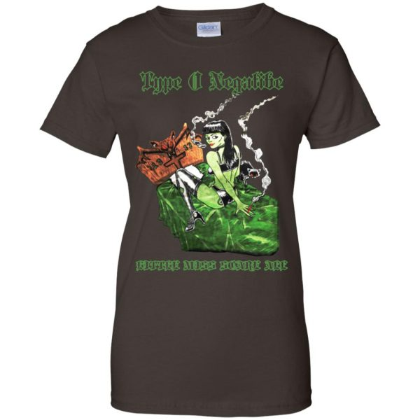 Type O Negative: Little Miss Scare All T-Shirts, Hoodie, Tank Apparel 12