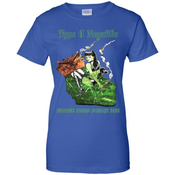 Type O Negative: Little Miss Scare All T-Shirts, Hoodie, Tank Apparel 14