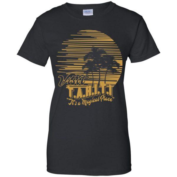 Visit T.A.H.I.T.I It's A Magical Place T-Shirts, Hoodie, Tank Apparel 11