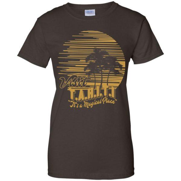 Visit T.A.H.I.T.I It's A Magical Place T-Shirts, Hoodie, Tank Apparel 12