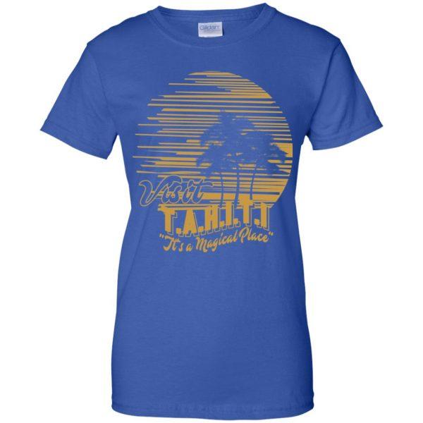 Visit T.A.H.I.T.I It's A Magical Place T-Shirts, Hoodie, Tank Apparel 14