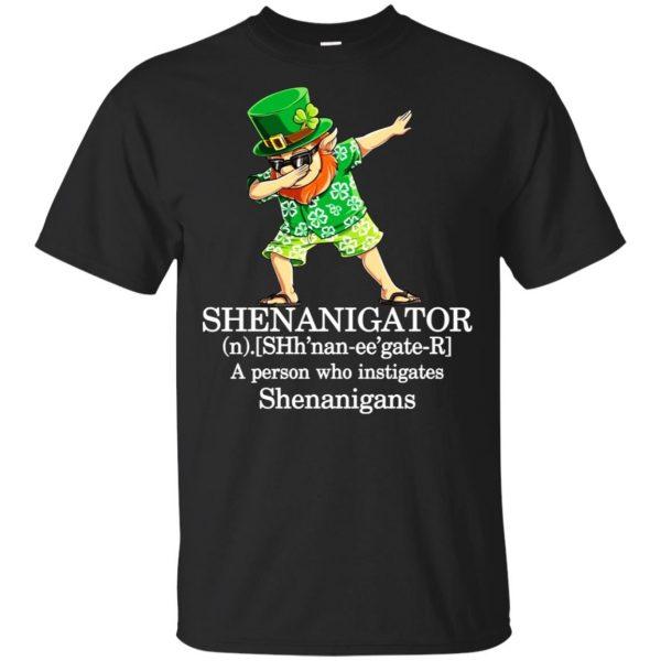 Shenanigator T-Shirts – A Person Who Instigates Shenanigans T-Shirts, Hoodie, Tank Apparel 3