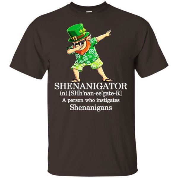 Shenanigator T-Shirts – A Person Who Instigates Shenanigans T-Shirts, Hoodie, Tank Apparel 4
