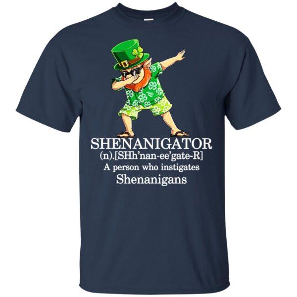 Shenanigator T-Shirts – A Person Who Instigates Shenanigans T-Shirts, Hoodie, Tank Apparel 6