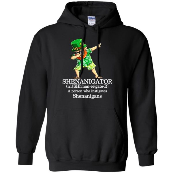 Shenanigator T-Shirts – A Person Who Instigates Shenanigans T-Shirts, Hoodie, Tank Apparel 7