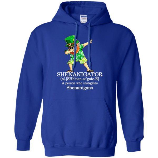 Shenanigator T-Shirts – A Person Who Instigates Shenanigans T-Shirts, Hoodie, Tank Apparel 10