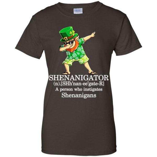 Shenanigator T-Shirts – A Person Who Instigates Shenanigans T-Shirts, Hoodie, Tank Apparel 12