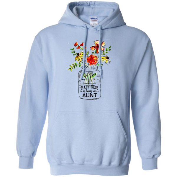 Happiness Is Being A Aunt Flower T-Shirts, Hoodie, Tank