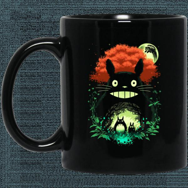 Totoro Mug Coffee Mugs