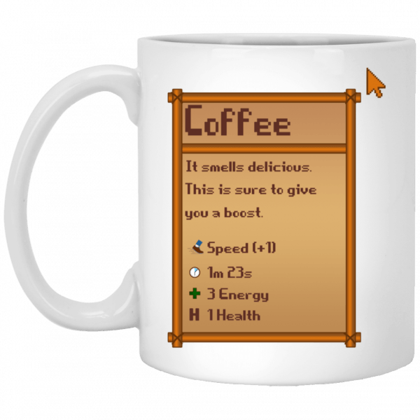 Stardew Valley Coffee 11oz 15oz Mug Coffee Mugs