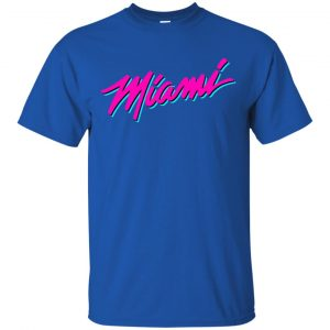 online store 77e2f 6560e Miami Heat Vice T-Shirts, Hoodie, Tank
