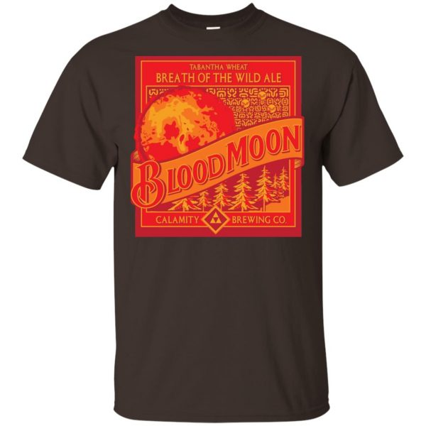 The Legend Of Zelda: Breath Of The Wild Ale Blood Moon T-Shirts, Hoodie, Tank Apparel 4