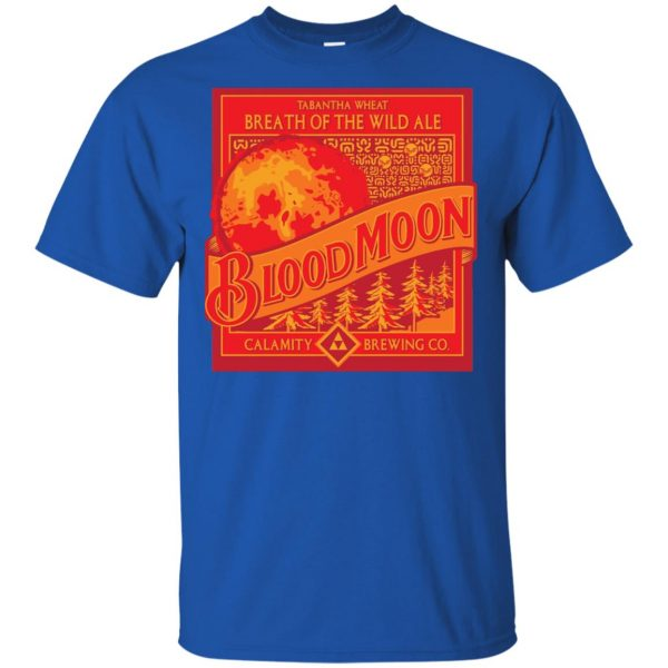 The Legend Of Zelda: Breath Of The Wild Ale Blood Moon T-Shirts, Hoodie, Tank Apparel 5