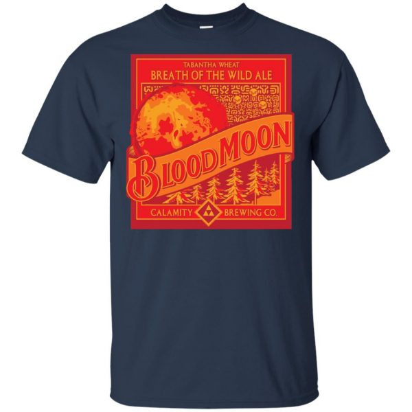 The Legend Of Zelda: Breath Of The Wild Ale Blood Moon T-Shirts, Hoodie, Tank Apparel 6