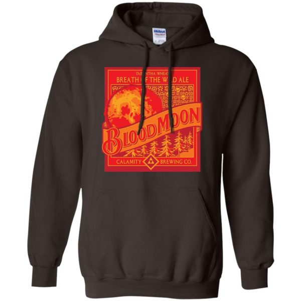 The Legend Of Zelda: Breath Of The Wild Ale Blood Moon T-Shirts, Hoodie, Tank Apparel 9