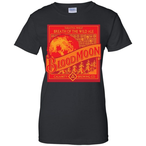 The Legend Of Zelda: Breath Of The Wild Ale Blood Moon T-Shirts, Hoodie, Tank Apparel 11