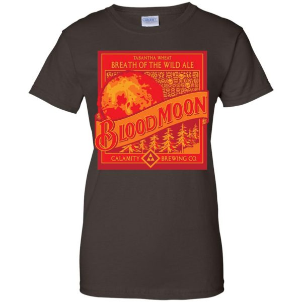 The Legend Of Zelda: Breath Of The Wild Ale Blood Moon T-Shirts, Hoodie, Tank Apparel 12