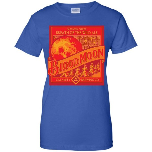 The Legend Of Zelda: Breath Of The Wild Ale Blood Moon T-Shirts, Hoodie, Tank Apparel 14