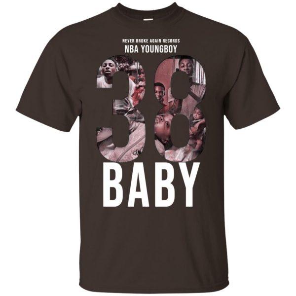 38 Baby Hoodies, T-Shirts NBA Youngboy T-Shirts, Hoodie, Tank Apparel 4