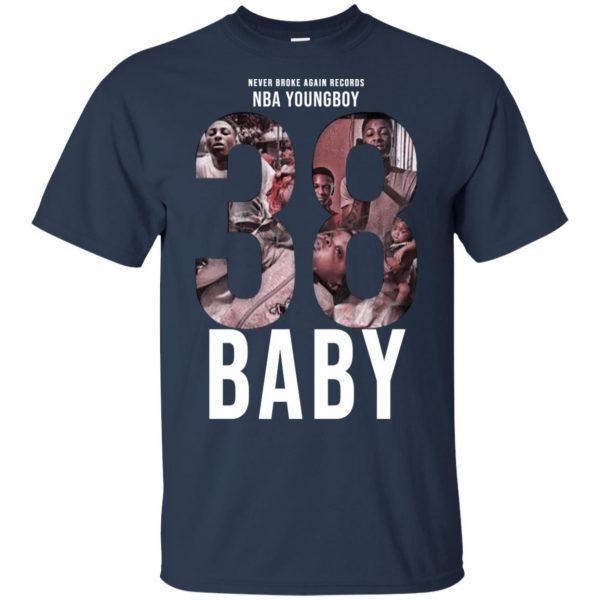 38 Baby Hoodies, T-Shirts NBA Youngboy T-Shirts, Hoodie, Tank Apparel 6
