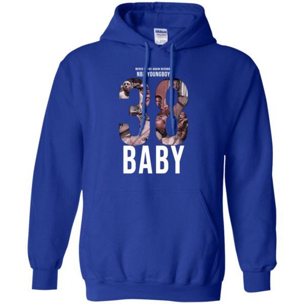 38 Baby Hoodies, T-Shirts NBA Youngboy T-Shirts, Hoodie, Tank Apparel 10