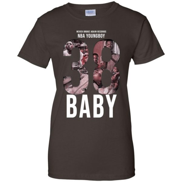 38 Baby Hoodies, T-Shirts NBA Youngboy T-Shirts, Hoodie, Tank Apparel 12