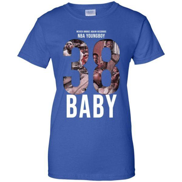 38 Baby Hoodies, T-Shirts NBA Youngboy T-Shirts, Hoodie, Tank Apparel 14