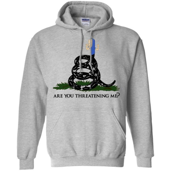 Gadsden Flag Beavis: Are You Threatening Me T-Shirts, Hoodie, Tank Apparel 9