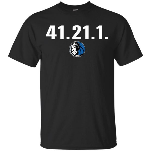 41.21.1 Dallas Mavericks T-Shirts, Hoodie, Tank Apparel 3