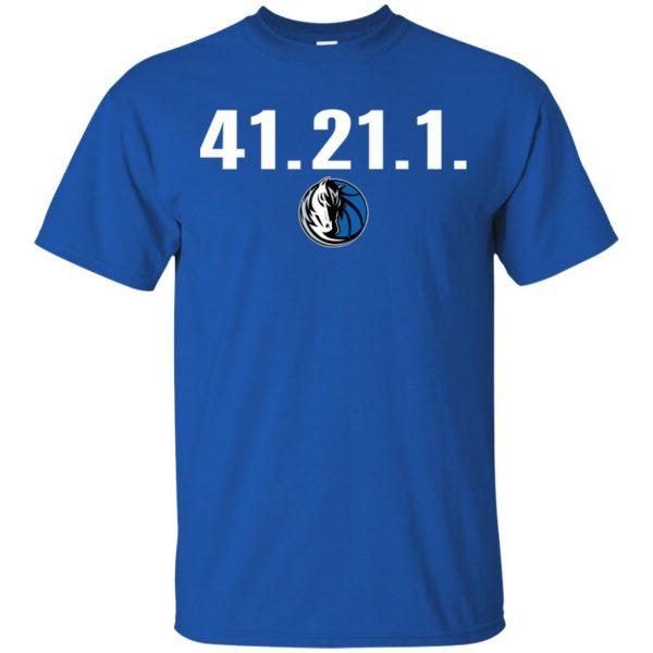 41.21.1 Dallas Mavericks T-Shirts, Hoodie, Tank Apparel 5