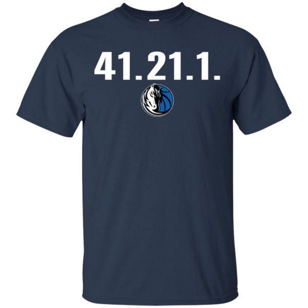 41.21.1 Dallas Mavericks T-Shirts, Hoodie, Tank Apparel 6