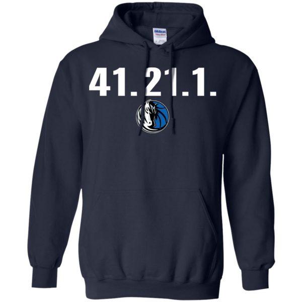 41.21.1 Dallas Mavericks T-Shirts, Hoodie, Tank Apparel 8