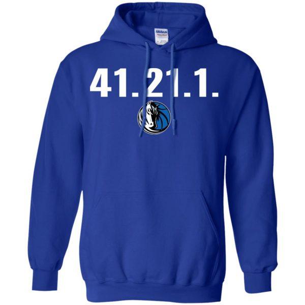41.21.1 Dallas Mavericks T-Shirts, Hoodie, Tank Apparel 10