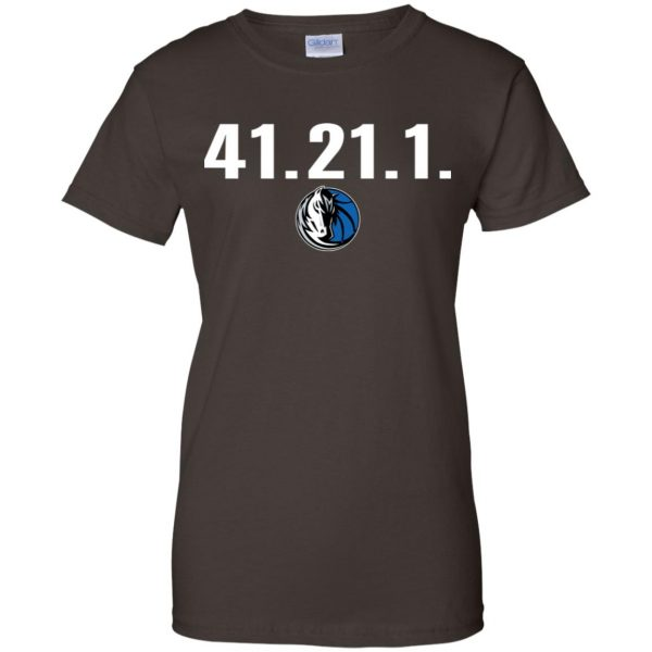 41.21.1 Dallas Mavericks T-Shirts, Hoodie, Tank Apparel 12