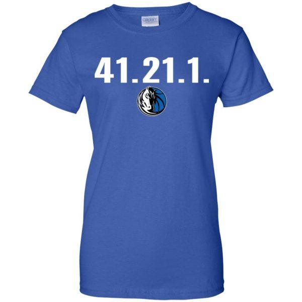 41.21.1 Dallas Mavericks T-Shirts, Hoodie, Tank Apparel 14