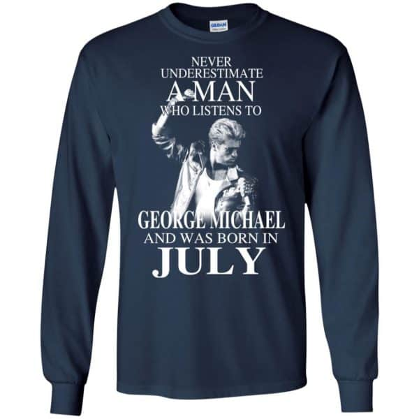 A Man Who Listens To George Michael And Was Born In July T-Shirts, Hoodie, Tank Apparel 8
