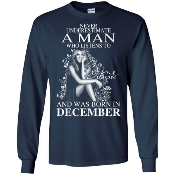 A Man Who Listens To Céline Dion And Was Born In December T-Shirts, Hoodie, Tank Animals Dog Cat 8