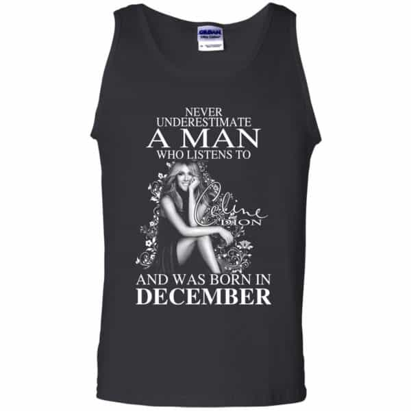 A Man Who Listens To Céline Dion And Was Born In December T-Shirts, Hoodie, Tank Animals Dog Cat 13