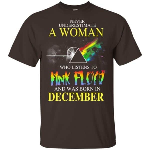 A Woman Who Listens To Pink Floyd And Was Born In December T-Shirts, Hoodie, Tank Animals Dog Cat 4
