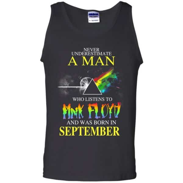 Never Underestimate A Man Who Listens To Pink Floyd And Was Born In September T-Shirts, Hoodie, Tank Animals Dog Cat 13