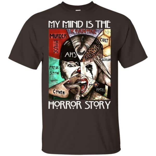 American Horror Story: My Mind Is The Horror Story T-Shirts, Hoodie, Tank Animals Dog Cat