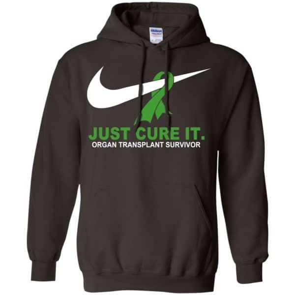 Organ Transplant Survivor: Just Cure It T-Shirts, Hoodie, Tank Cancer Awareness