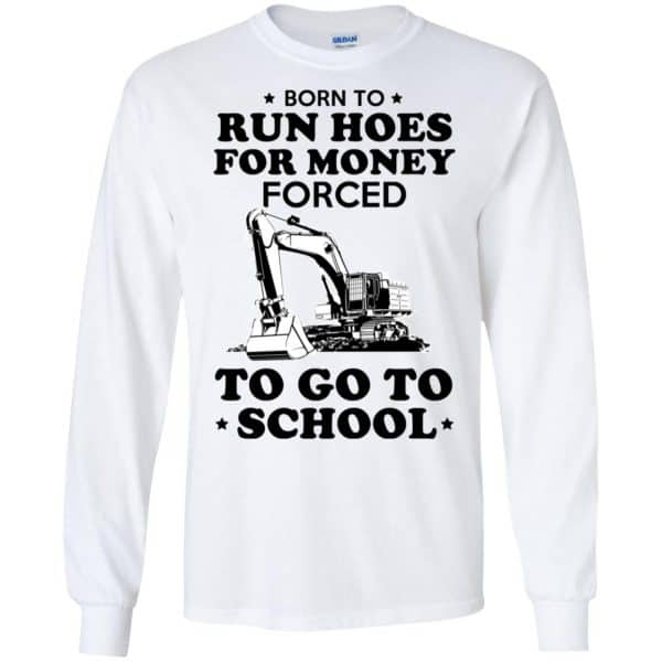 Born To Run Hoes For Money Forced To Go To School Youth T-Shirts, Hoodie, Tank Animals Dog Cat 7