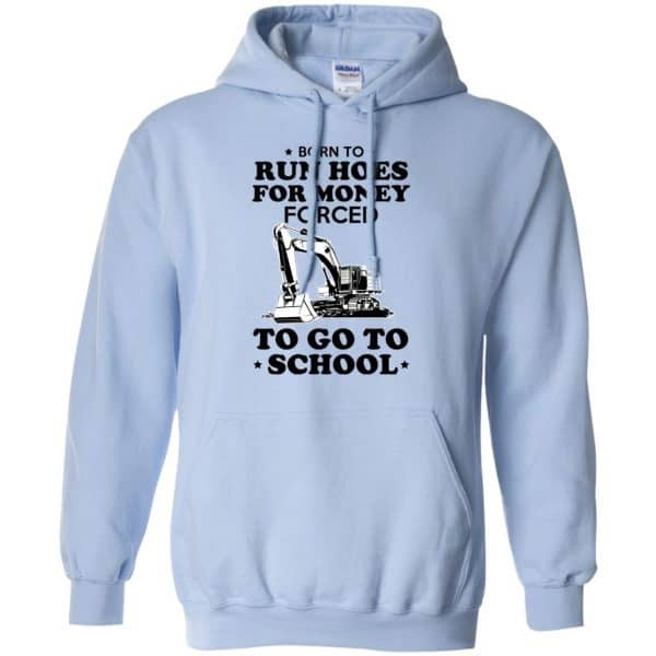 Born To Run Hoes For Money Forced To Go To School Youth T-Shirts, Hoodie, Tank Animals Dog Cat 11