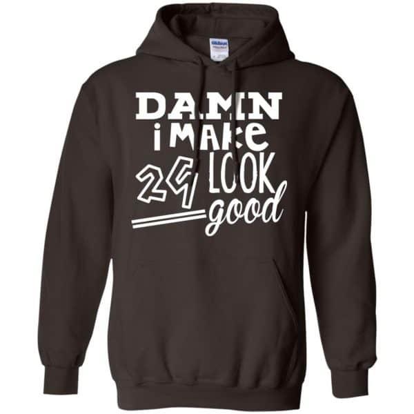 Damn I Make 29 Look Good T-Shirts, Hoodie, Tank Animals Dog Cat 9