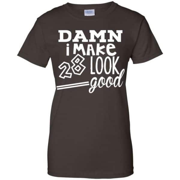 Damn I Make 28 Look Good T-Shirts, Hoodie, Tank Animals Dog Cat 12