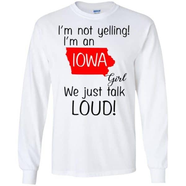 I'm Not Yelling I'm An Iowa Girl We Just Talk Loud T-Shirts, Hoodie, Tank Animals Dog Cat 7